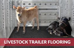 livestock trailer flooring