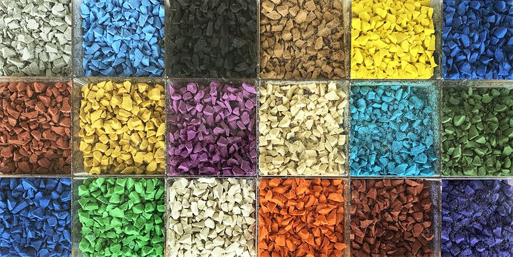 werm flooring samples